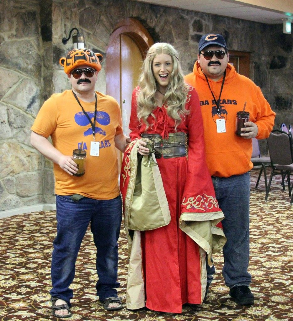 Ice and Fire Con The Bear and The Maiden Fair