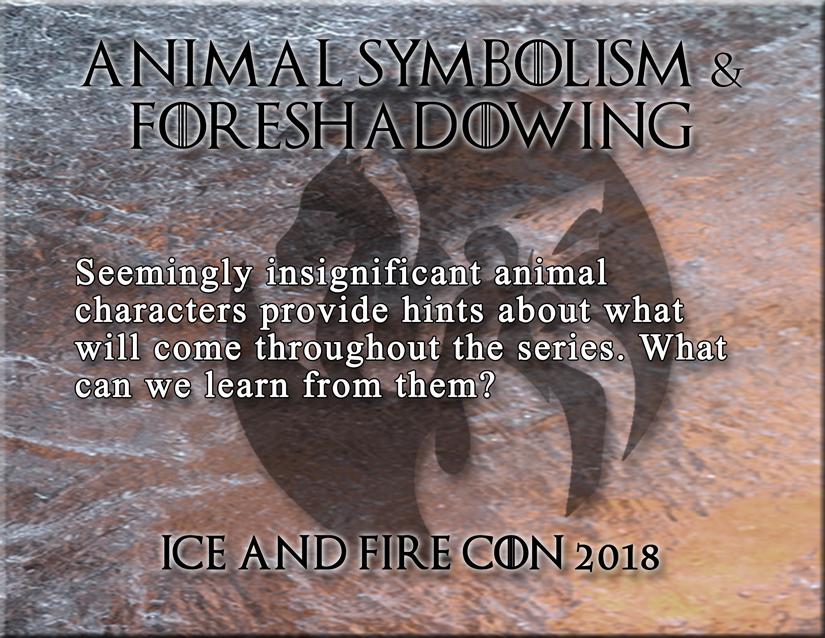IaF 2018 Animal Symbolism Panel