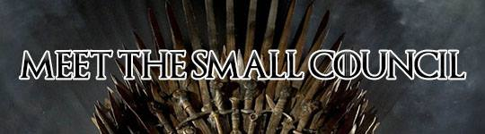 small council ice and fire con