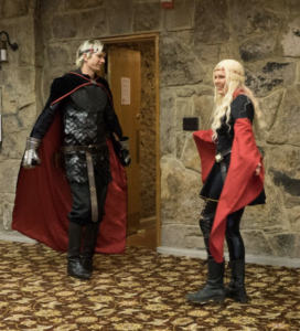costume parade performance contest targaryen ice and fire con