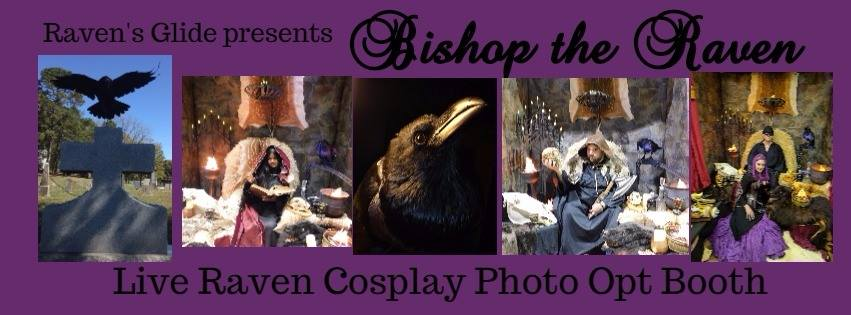 ice & fire con 2019 vendors bishop the raven