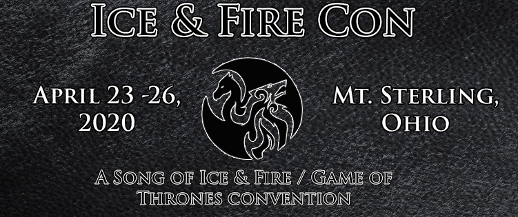 ice and fire con